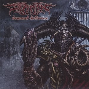 Image of Deamon - Descend Dethrone