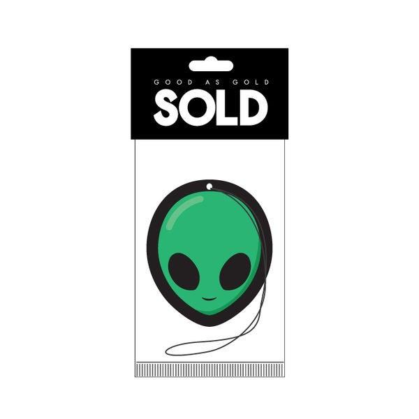 Image of Alien (Green)