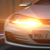 Image of New Brighter Amber Front Turn Signals for the Volkswagen 2015+ MK7 Golf/GTI