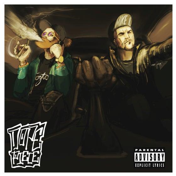 Image of DOPEACE CD + Digital Download