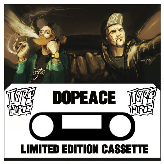 Image of DOPEACE Limited Edition Cassette Pre-Order + Advance Download