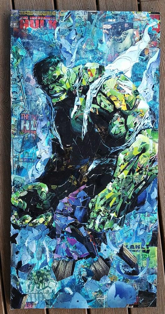"""Image of """"Hulk Smash"""""""