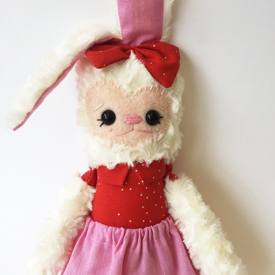 Image of Rose Bunny