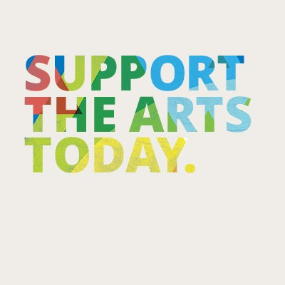 Image of Support the arts!