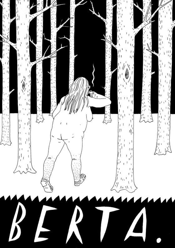 Image of Berta - Digital Version