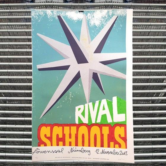 Image of RIVAL SCHOOLS (nürnberg 2013)