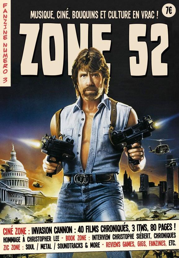 Image of ZONE 52 - Numéro 3