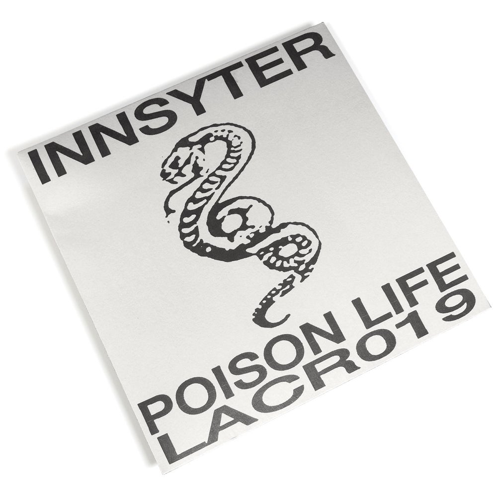 Image of [LACR019] / INNSYTER - POISON LIFE LP