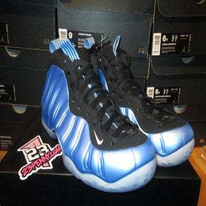 "Image of Air Foamposite One ""University Blue"""