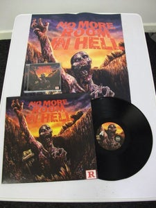 """Image of No More Room In Hell 12"""" Vinyl WITH A2 POSTER"""