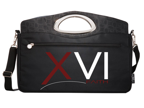 Image of Faith XVI Tote Bag