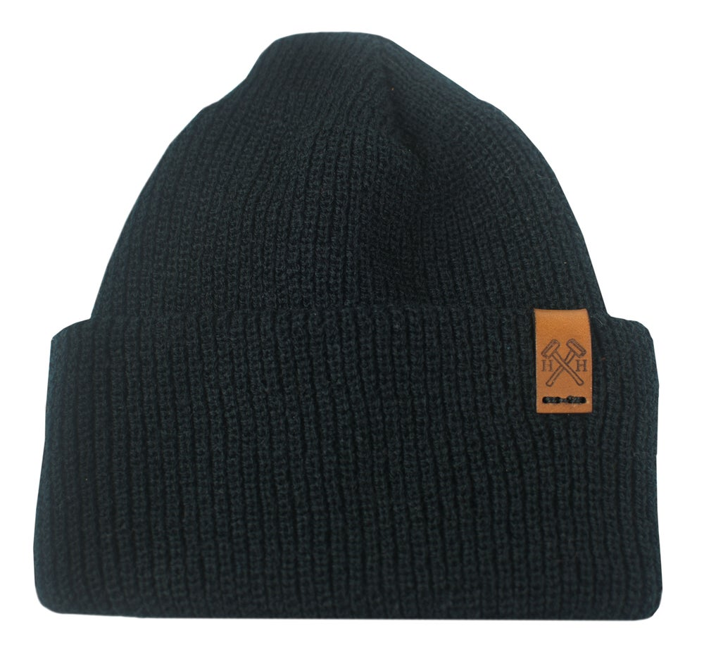 Image of Black Watch Hat