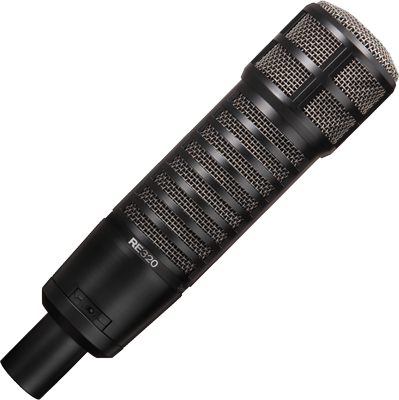 Image of EV RE320 Microphone