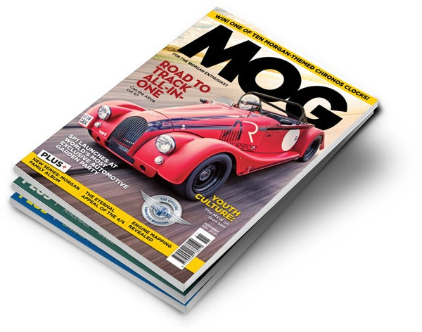 Image of MOG Magazine Back Issue