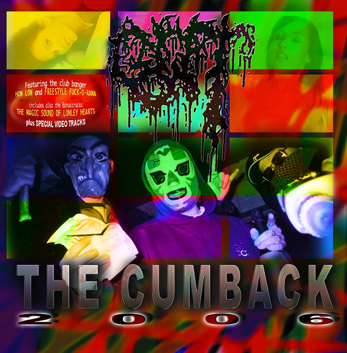 """Image of Gut """" The Cumback """" CD"""