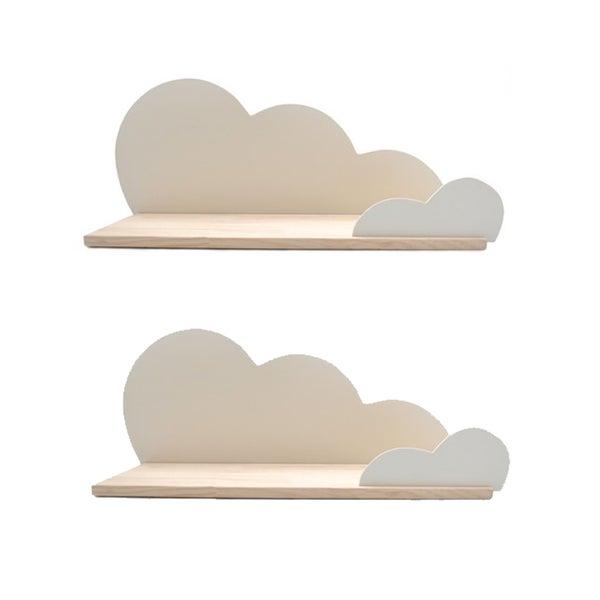 Image of 2 estanterías nube