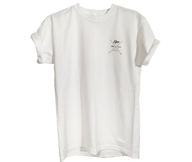 Image of Elpac Originals: White Tee