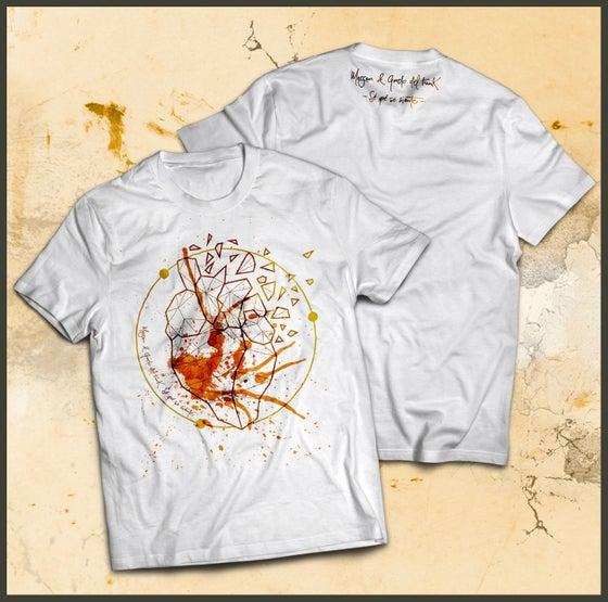 """Image of Camiseta BLANCA """"Sé qué se siente"""""""