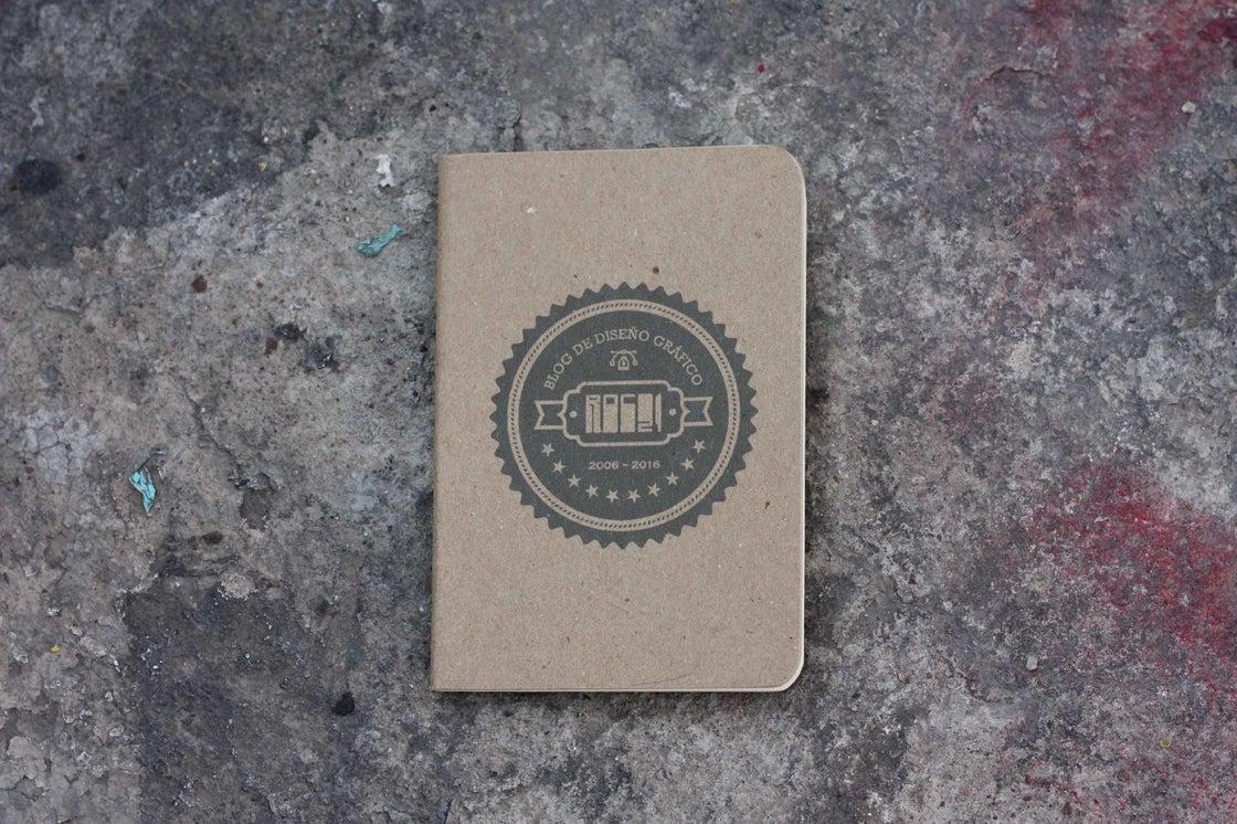 Image of Libreta de bocetos Pocket Passport