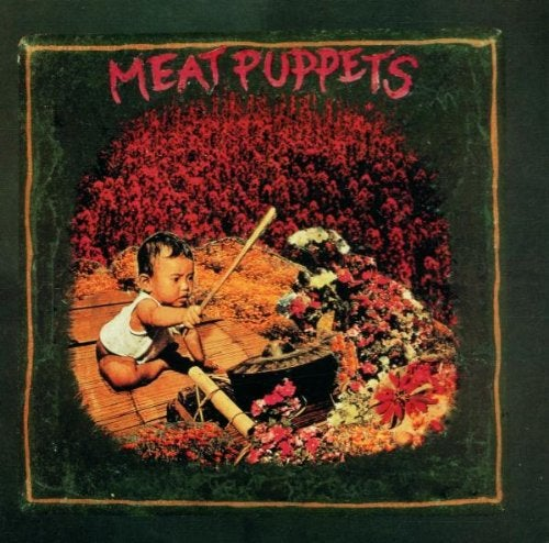 "Image of MEAT PUPPETS ""S/T"" CD"
