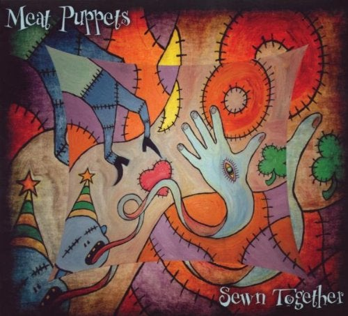 "Image of MEAT PUPPETS ""SEWN TOGETHER"" CD"