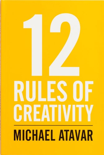 Image of 12 Rules Of Creativity