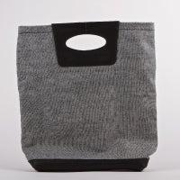 Image of Fold Over /  Reverse Japanese Indigo/Black Buffalo