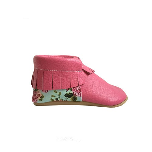 Image of Baby Moccasins - The Elowyn