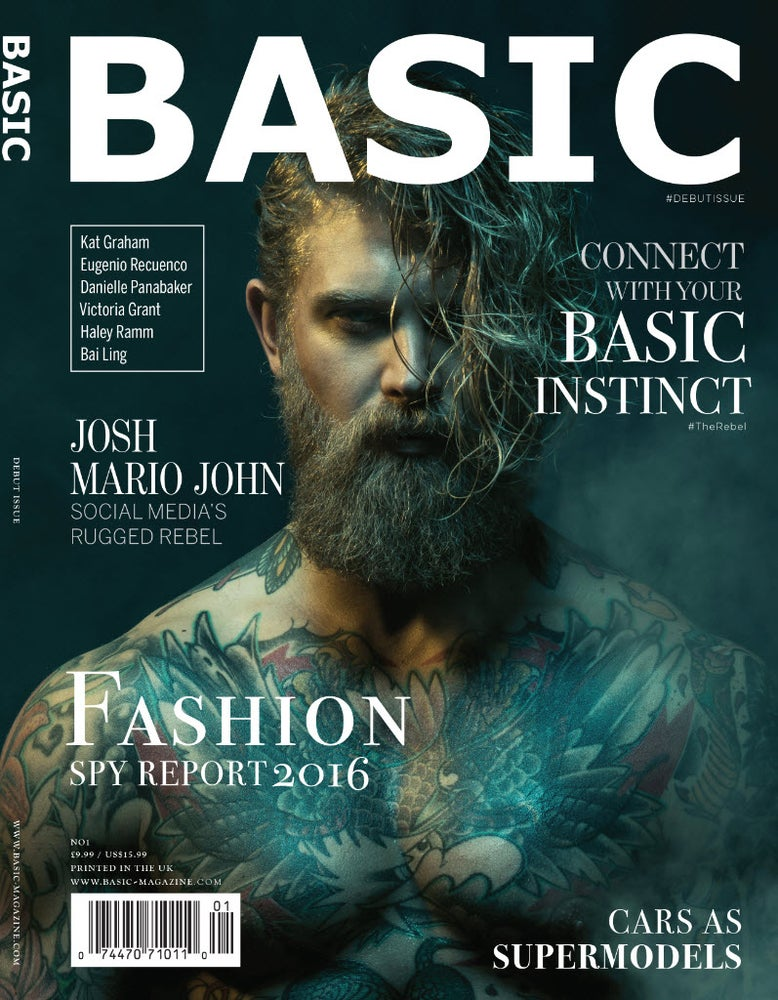 Image of BASIC Magazine Cover 1