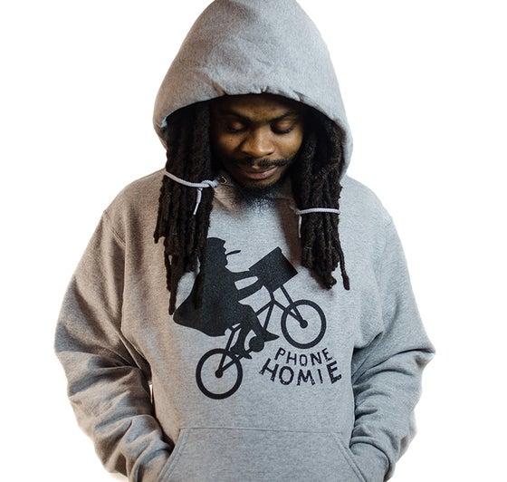Image of Phone Homie Biker Sweatshirt!!!