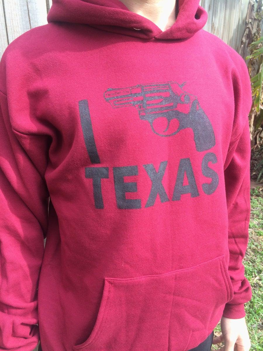 Image of I Bang Texas Hoodie