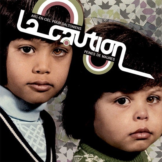 Image of La Caution Albums Pack (Frais de port offerts pour la France)