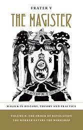 Image of The Magister, Volume 0, Frater V (Marcus Katz)