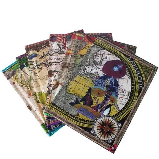 Image of Christian Lacroix  - Six Continents Box - füzet szett