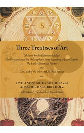 Image of Three Treatises of Art, Russell Yoder