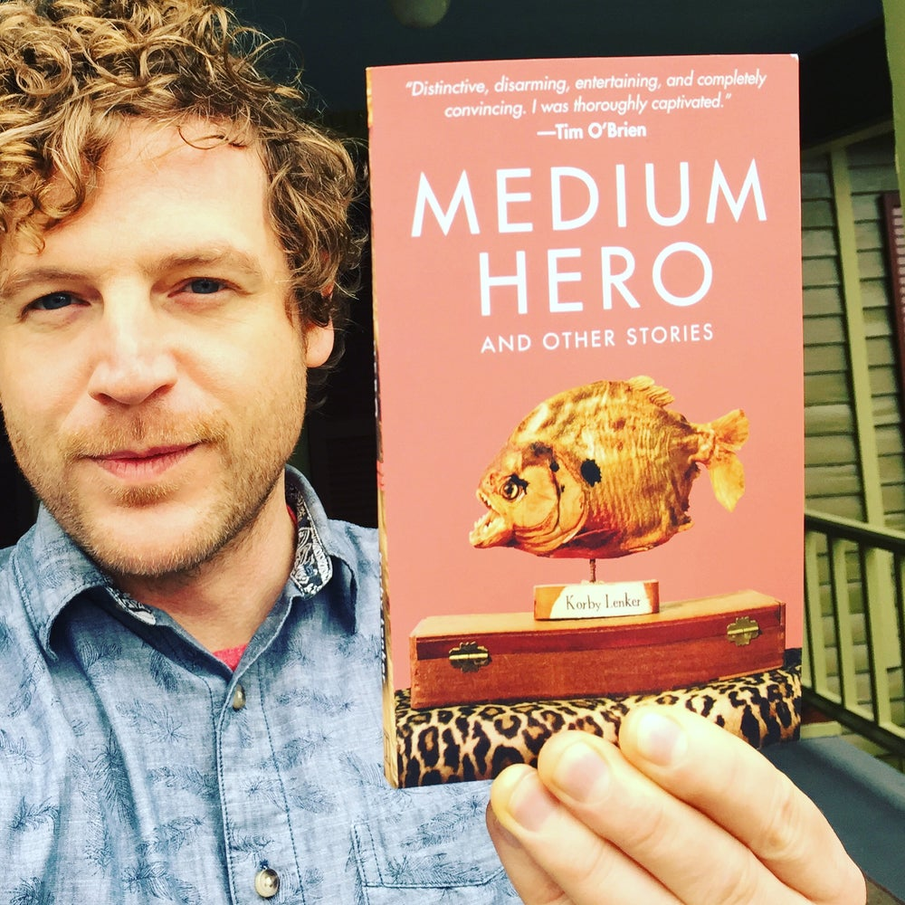 Image of Medium Hero and Other Stories