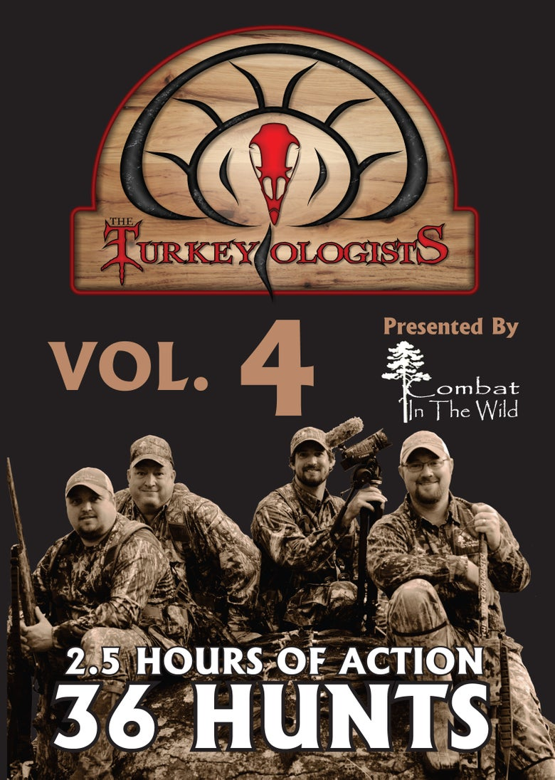 Image of  Volume 4 DVD