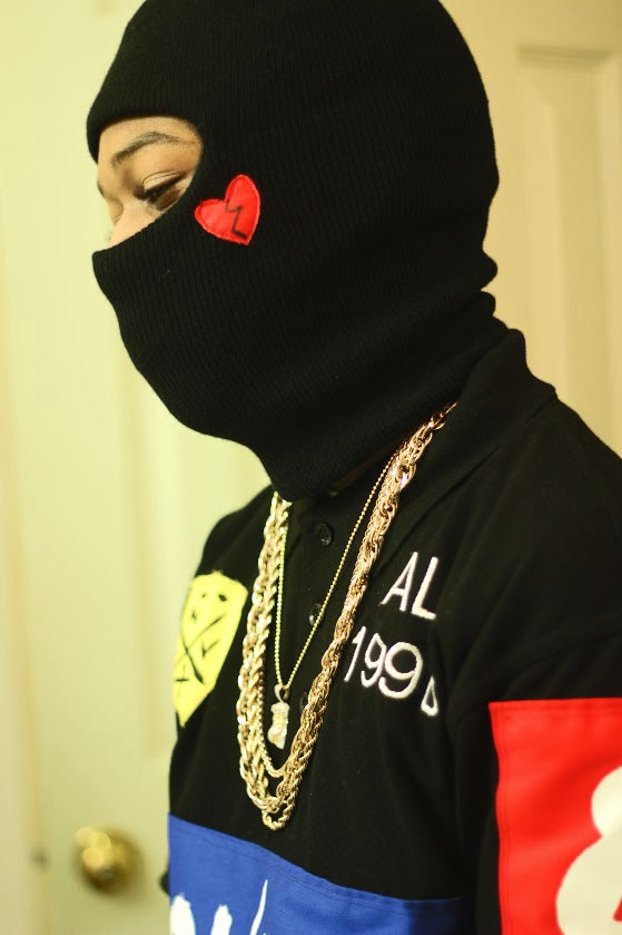 Image of Hrt brkrs x ASID LUXURY Ski Mask