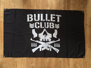Image of Bullet Club 5 x 3 ft Flag