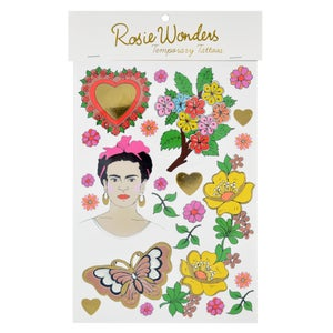 Image of *NEW* Frida Tattoos