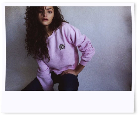 Image of SillyGirl Crewneck