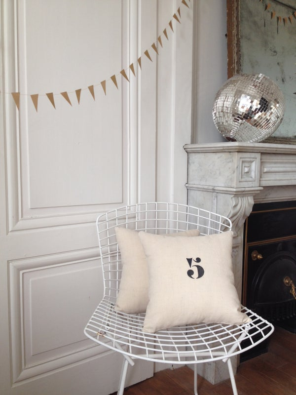 Image of coussin écru 5 small