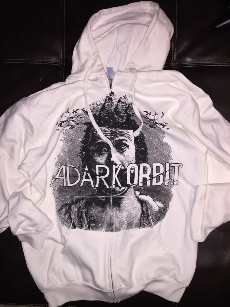 "Image of ""Nautical"" Zip Hoodie (designed by Cory Brandan of Norma Jean) (2 LEFT!!!)"