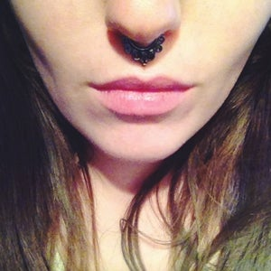 Image of Dahlia Faux Septum Ring