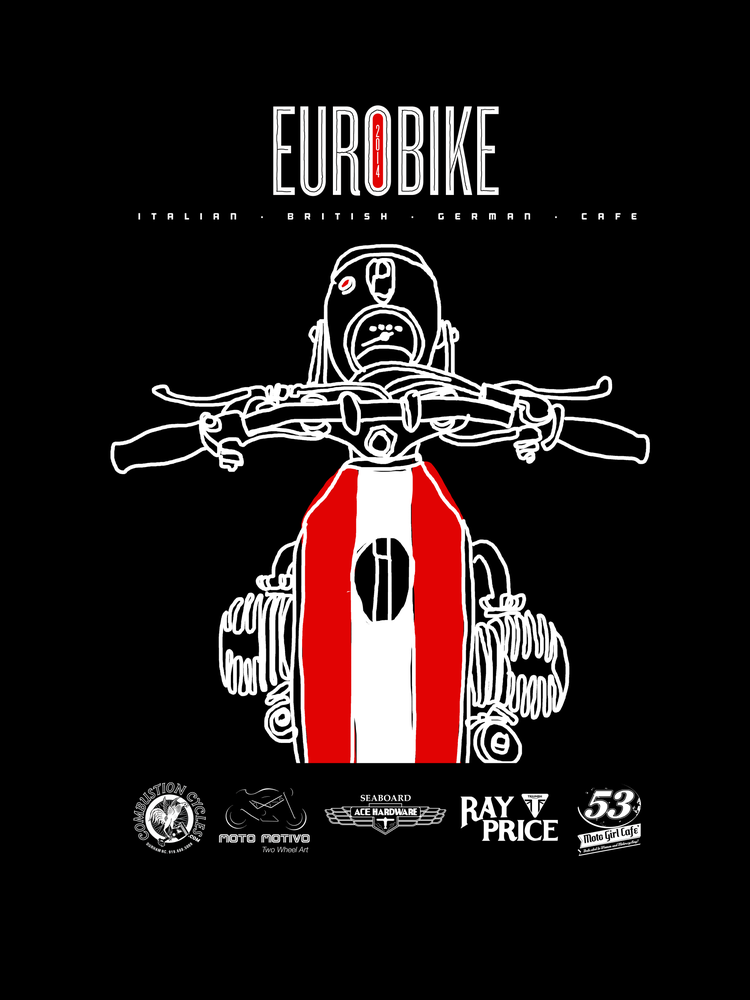 Image of Eurobike 2014 Event Poster- Large
