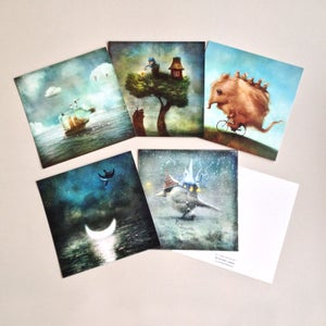 Set of Postcards nr:2 - Alexander Jansson Shop