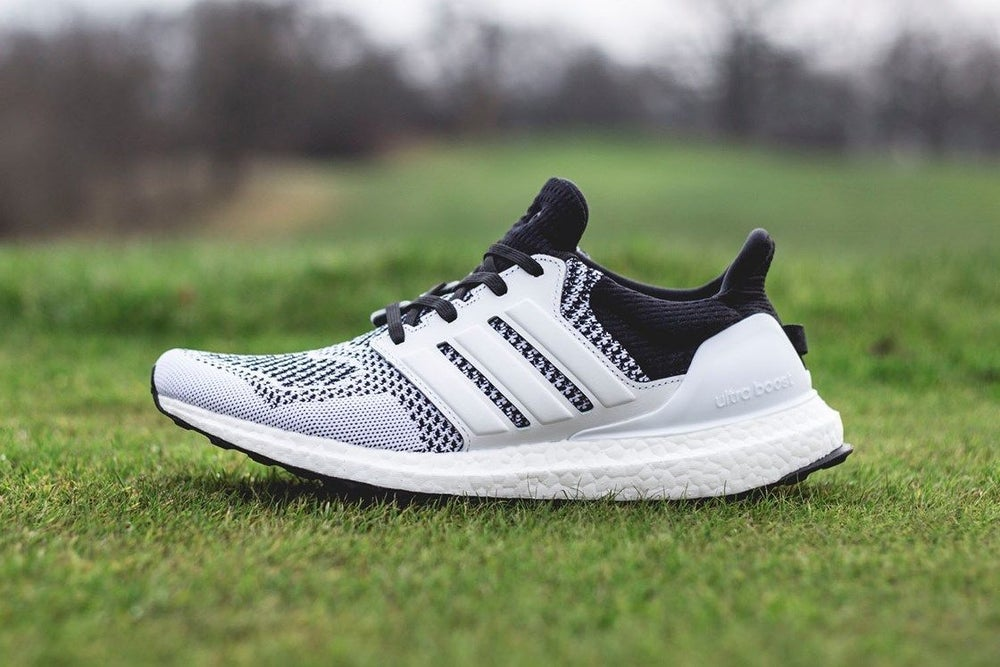 Image of adidas Sneakersnstuff SNS ultra boost Consortium AF5756 black / white