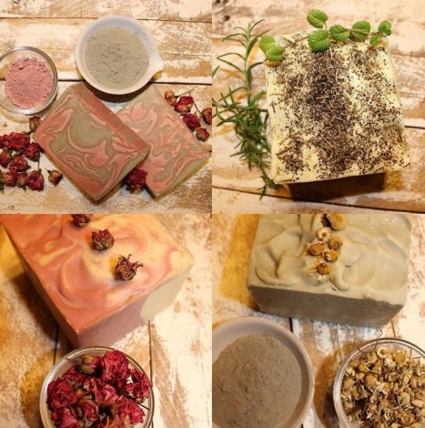 Image of Herbal/Specialty Soaps
