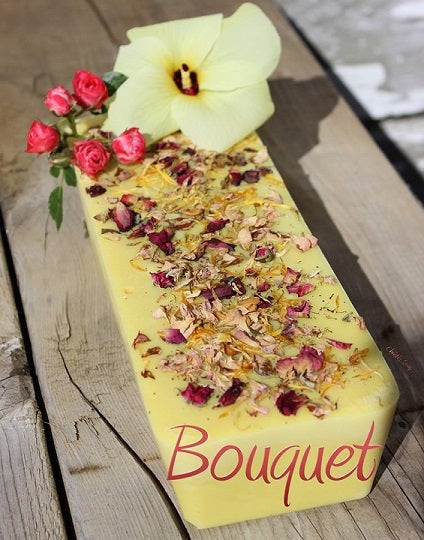 Image of Floral Scented Soaps