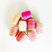 Image of Peach Solid Baker's Twine